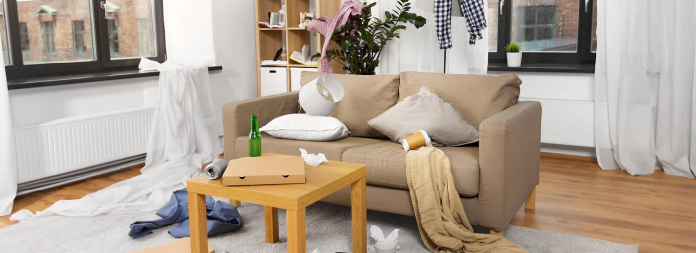 Tu casa puede enfermarse. Detecta sus síntomas y cúrala