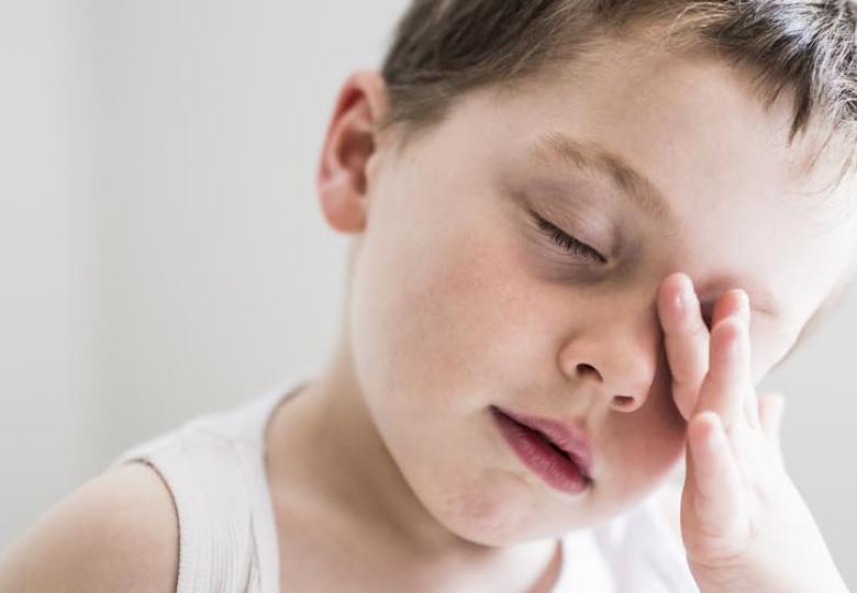 Mi hijo sufre un trastorno del sueño: cómo identificarlo