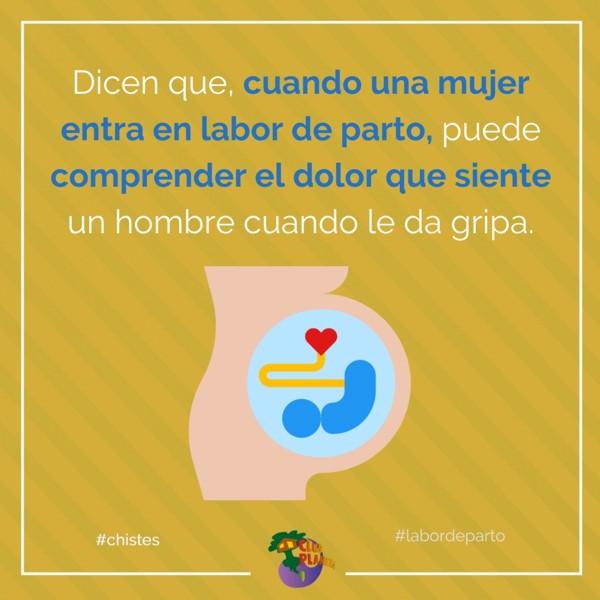labor de parto