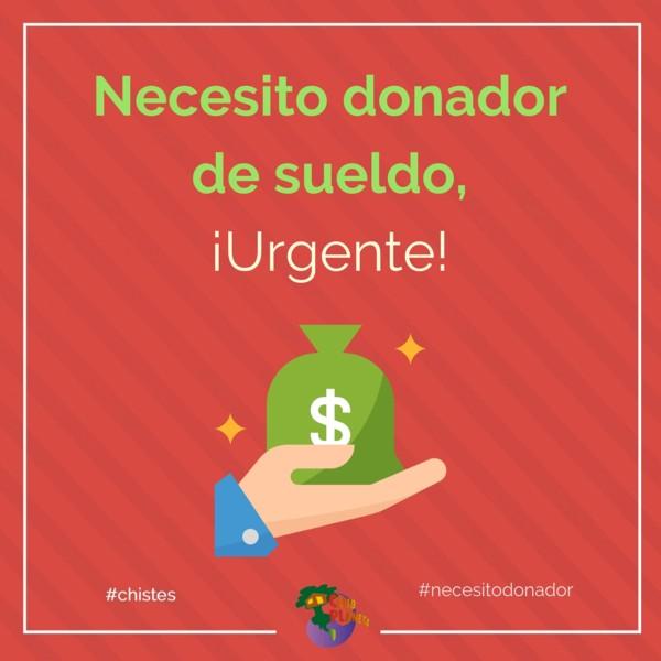 necesito donador