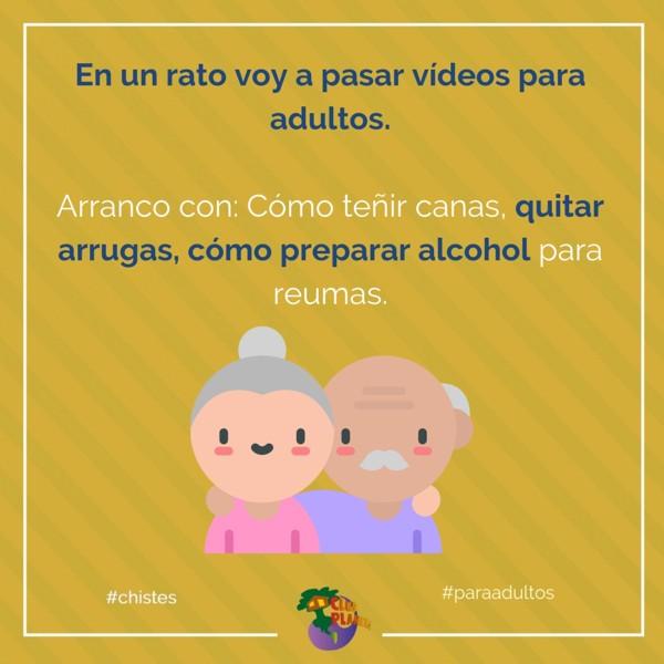 para adultos
