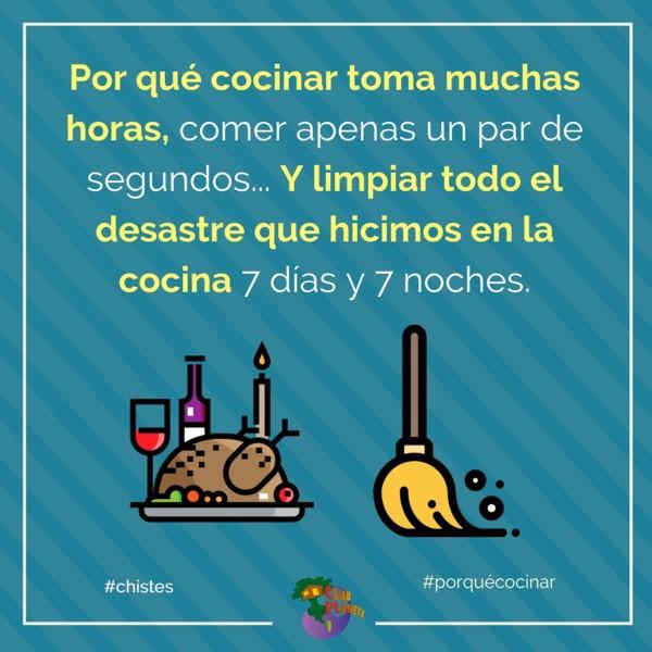 por qué cocinar