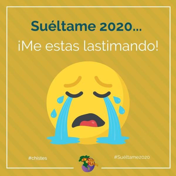 suéltame 2020