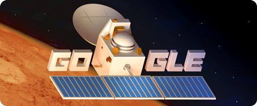 1 mes de que la aeronave india mangalyaan entrara en orbita en marte