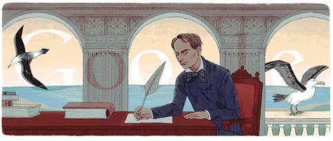 192 Aniversario Del Nacimiento De Charles Baudelaire