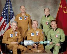Encuentro Apollo Soyuz