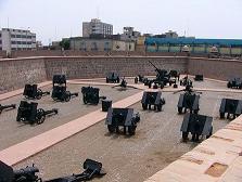 Parque de artilleria