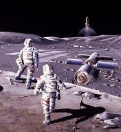 ¿que le sobra a un astronauta?