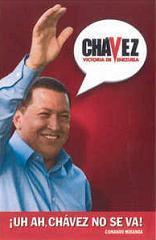 chavez, basura electoral