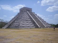 piramide de kukulkan