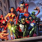 super heroes del comic