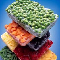 comida congelada