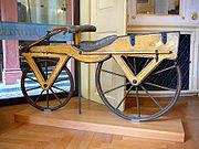 Invención de la bicicleta