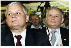 Presidente y Primer Ministro de Polonia
