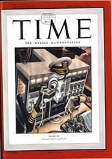 Computadora Mark III en la Revista Time