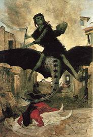 la peste sobre europa