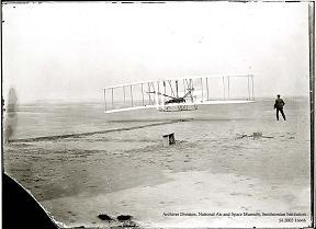 Primer vuelo en avion