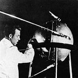 sputnik, primer satélite artificial