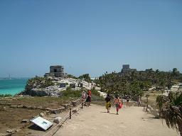 zona arqueologica de tulum