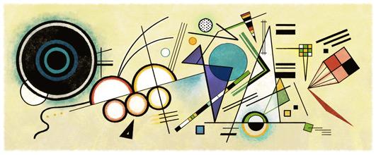 aniversario del nacimiento de wassily kandinsky